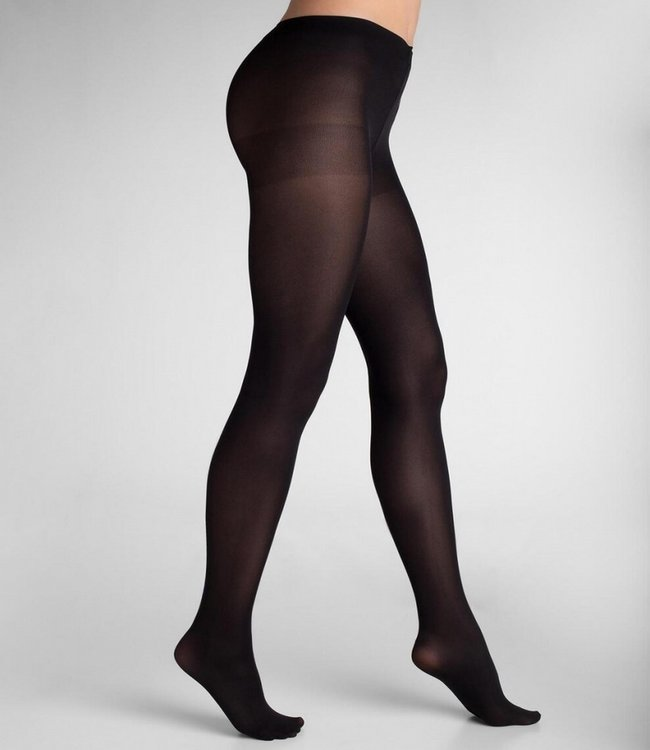 FIORE Paula Colours 40 matte zwarte panty