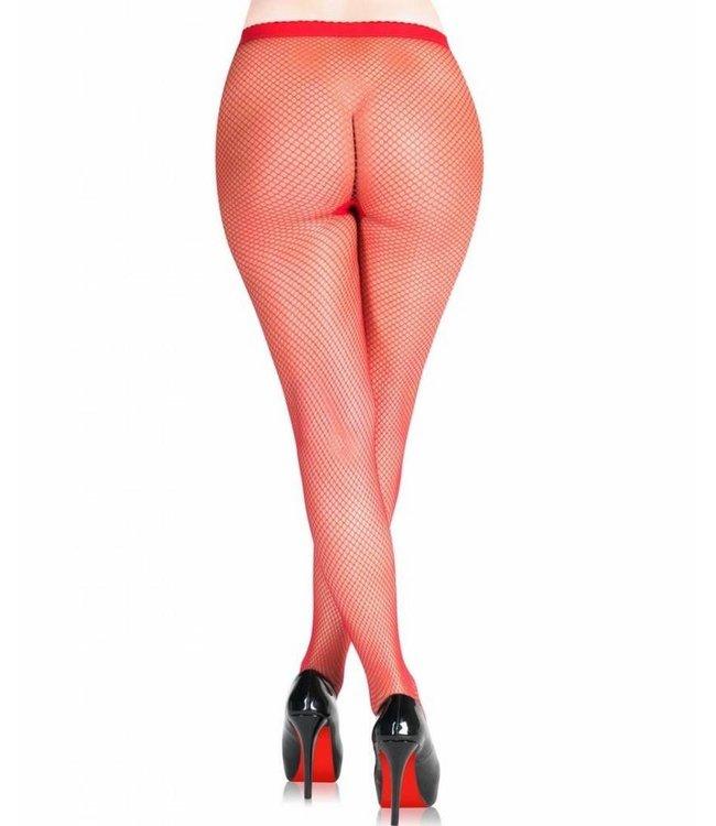 FIORE Greta netpanty rood
