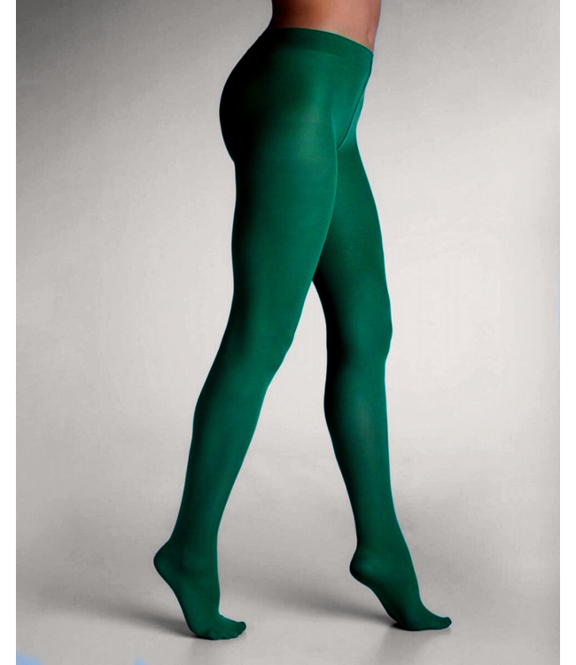 FIORE Paula Colours 40 donkergroene panty