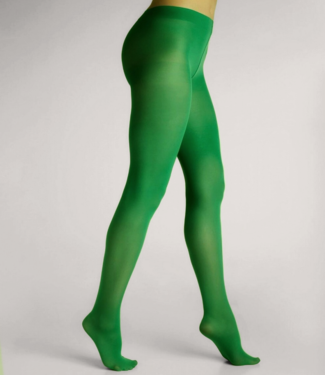 FIORE Paula Colours 40 matte groene panty