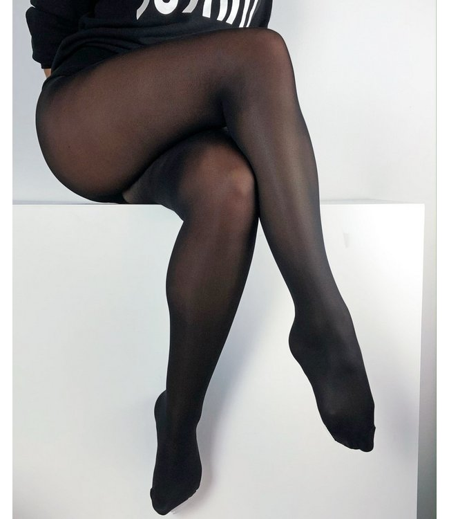 MARCMARCS Comfort Massage 40 zwarte panty