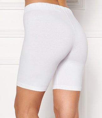 SARLINI Toulon witte katoenen shorts leggings