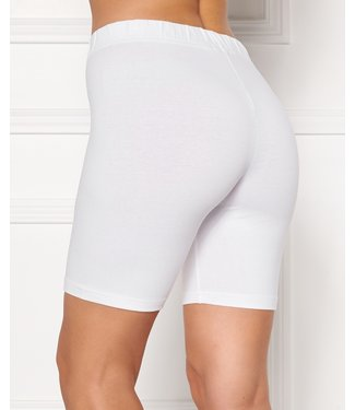 SARLINI Toulon witte katoenen shorts leggings