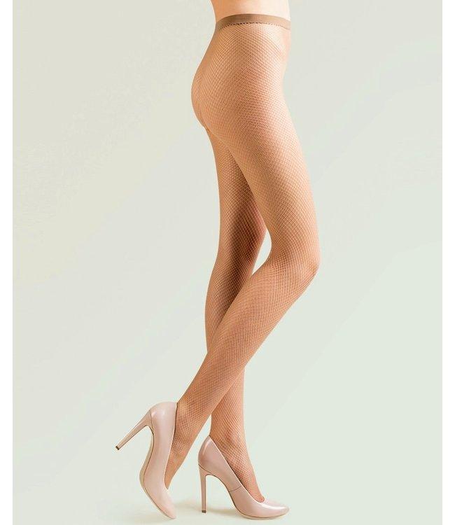 GABRIELLA Lyon beige netpanty