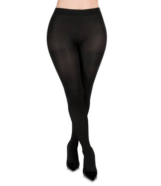 FIORE Olga Microfiber 100 panty zwart