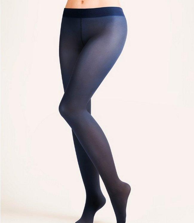 GABRIELLA Hipsters 40 blauwe matte heuppanty