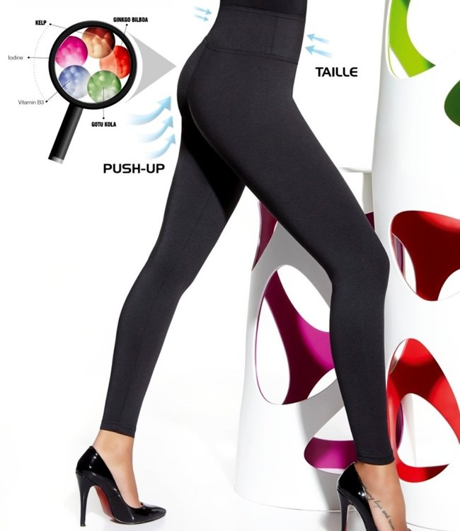 BAS BLEU Candy anti-cellulitis push up legging
