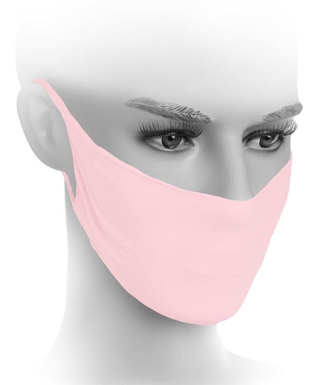 FIORE Stay Safe mondkapjes roze