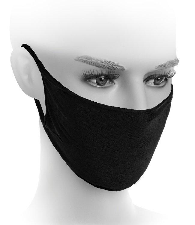 FIORE Stay Safe mondkapjes zwart