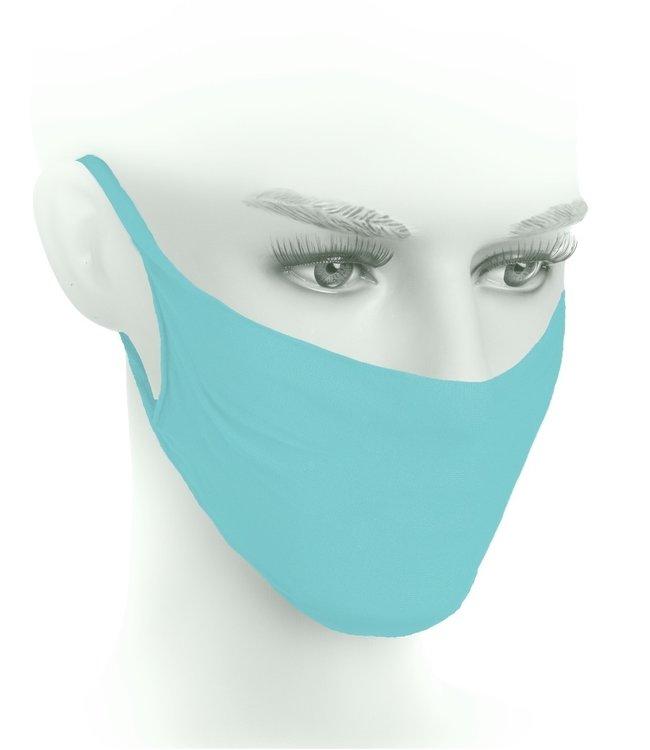 FIORE Stay Safe mondkapjes blauw