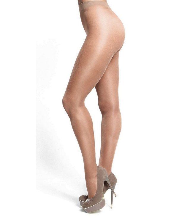 FIORE Ouvert 20 panty zonder kruis Nude