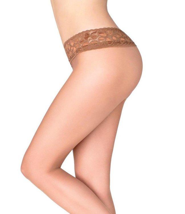 MARILYN Vita Bassa 30 heuppanty huidkleur Visone