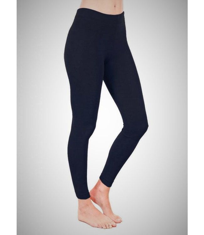APOLLO Warm Winter blauwe thermo legging