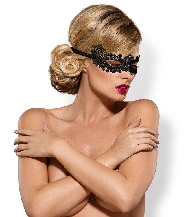 OBSESSIVE Flirty zwart masker
