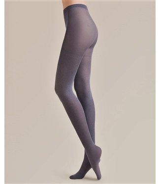 GABRIELLA Melange 50 grijze gemeleerde panty