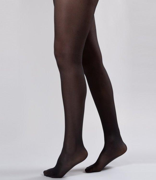 MARIANNE Kate 35 panty met glans donkergrijs