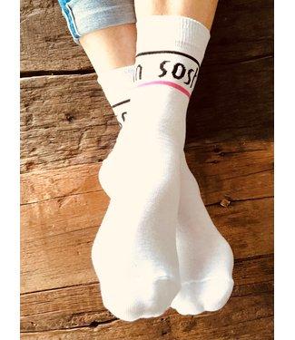 SOSHIN SOSHIN sokken met/van/door SOSHIN