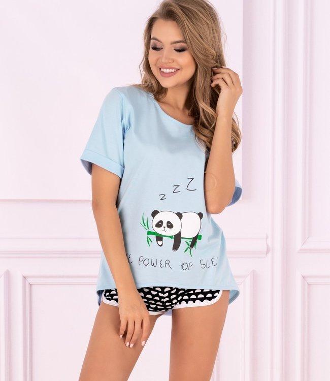 LIVIA CORSETTI Mrs. Panda pyjama shirt en broekje