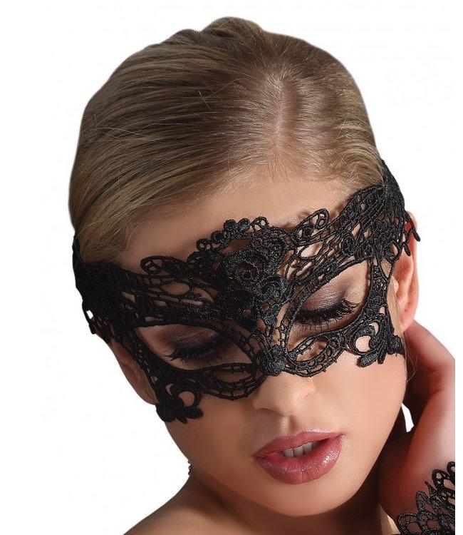 LIVIA CORSETTI Venetia zwart venetiaans masker