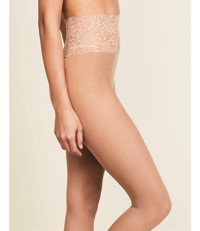 MARILYN Slim Emotion 30 naadloze panty beige