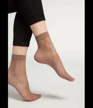 GIULIA Easy 40 huidkleur pantykousjes | 2 PAAR