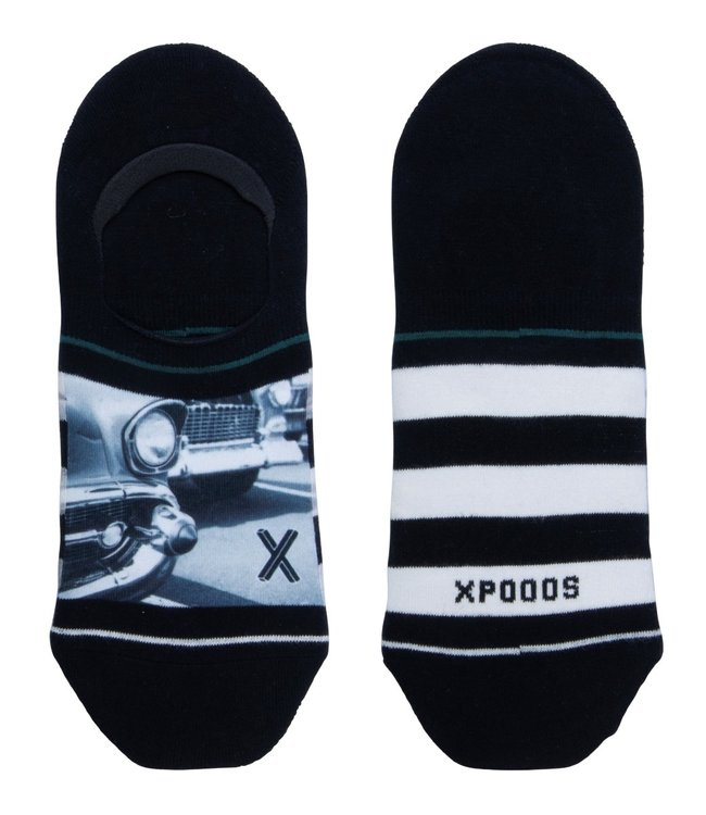 XPOOOS Havana sneakersokken