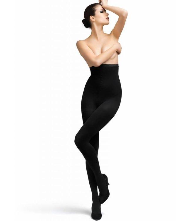 MARILYN Talia Control 100 hoge taille panty zwart