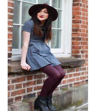 CETTE Dublin 60 plussize panty Aubergine