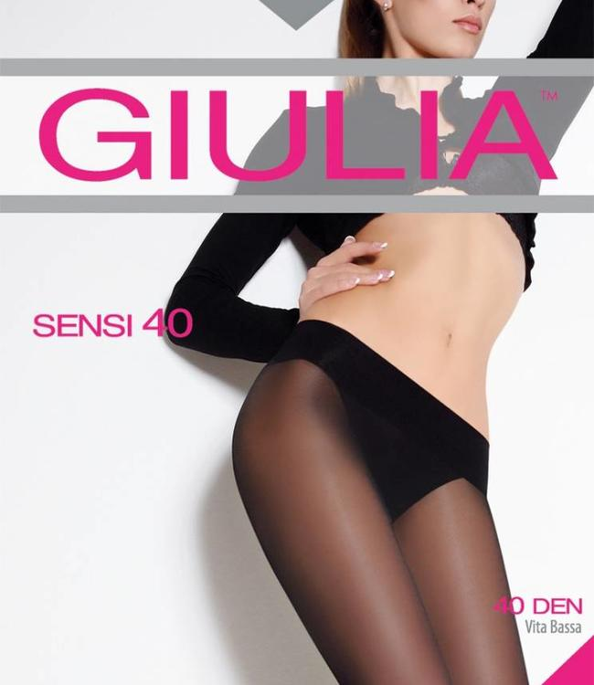 GIULIA Sensi 40 luxe zwarte heuppanty's