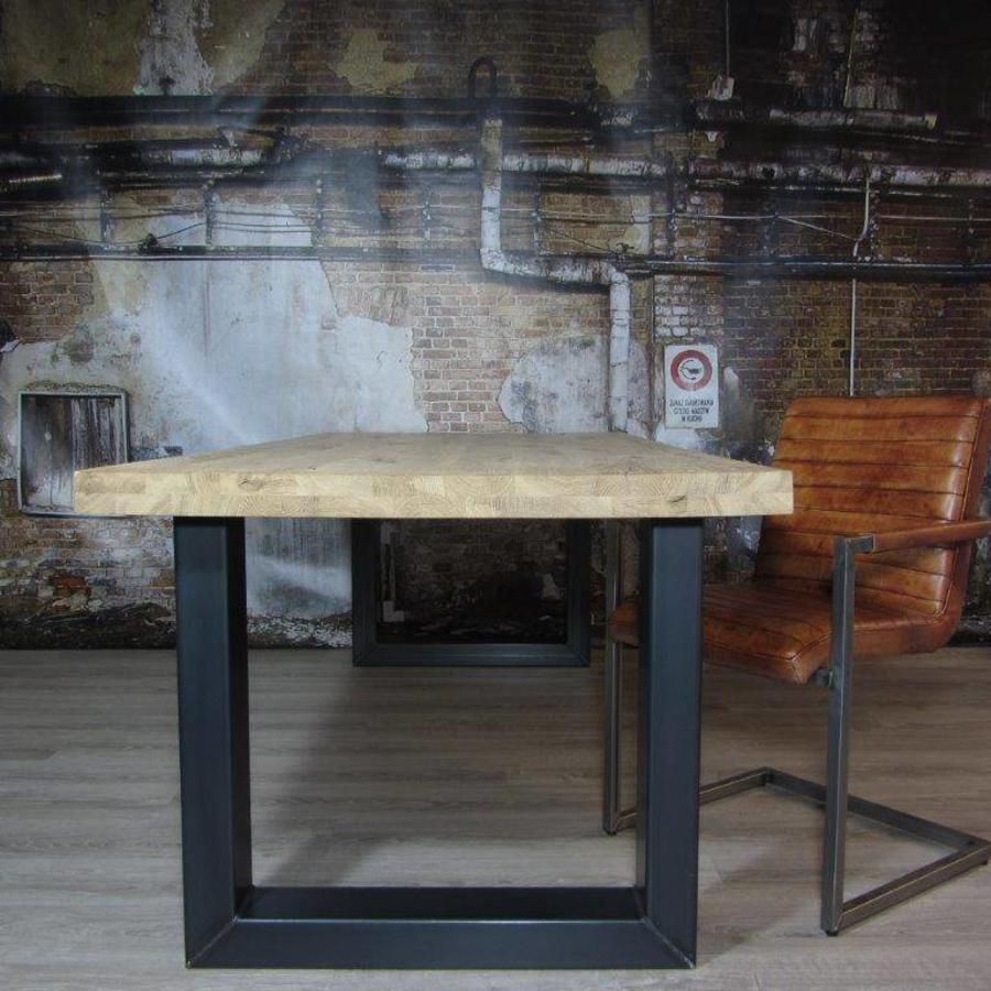 Handgemaakt Industrieel tafelonderstel U tafelpoot Zwaar