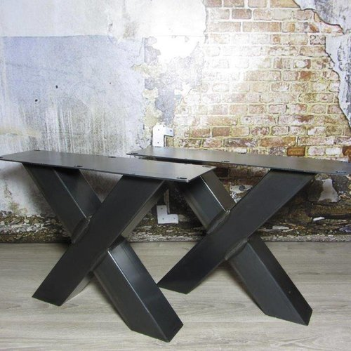 Standaard industriele salontafel poten