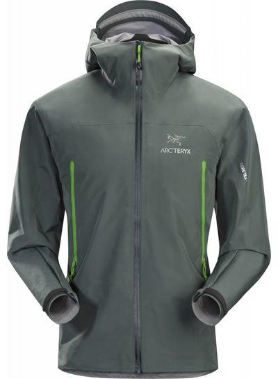 Arcteryx  ARCTERYX M's Zeta LT Jacket - Nautic Grey