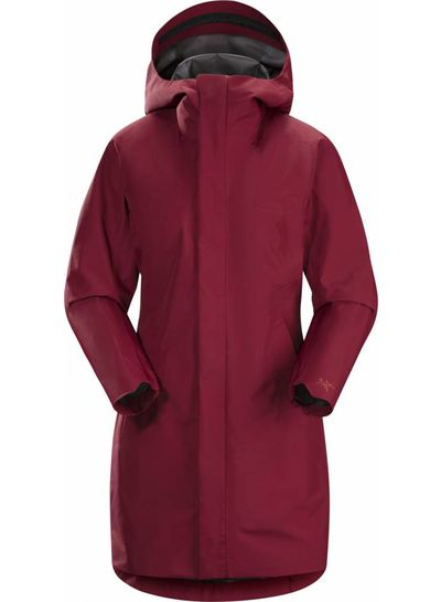 Arcteryx  ARCTERYX W's Codetta Coat - Rot Scarlet