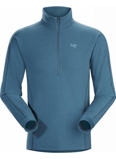 Arcteryx  ARCTERYX Delta LT Zip Neck Men's - Legion Blue