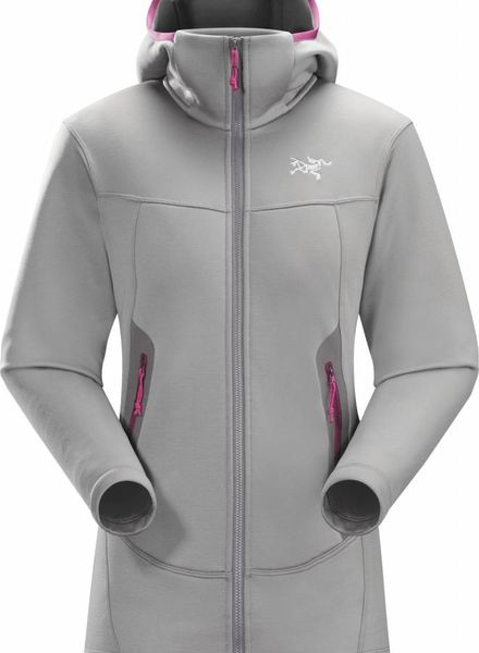 Arcteryx  ARCTERYX W's Arenite Hoody - Brushed Nickel