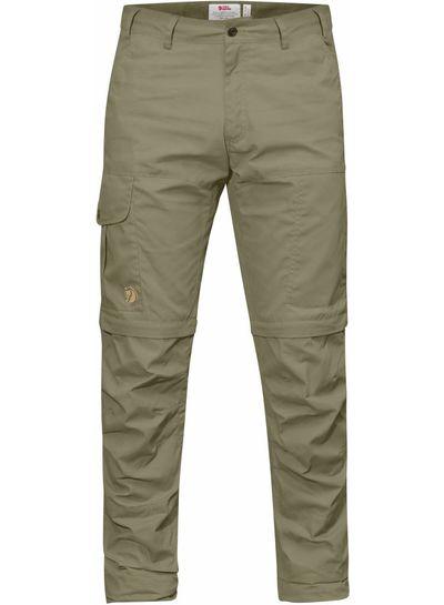 Fjällräven  FJÄLLRÄVEN M's Karl Pro Zip Off Trouser - Light Khaki