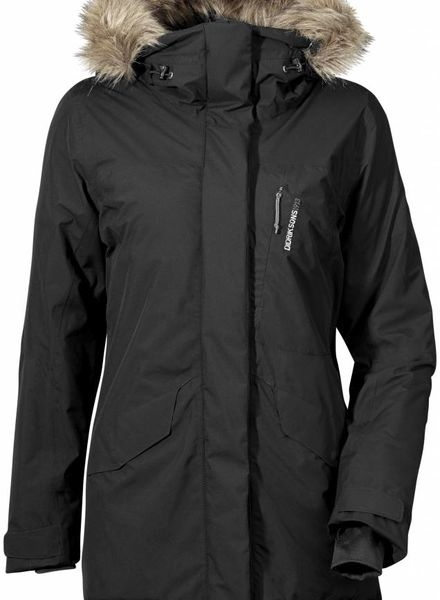 DIDRIKSONS 1913  Didriksons Stacie Womens Jacket - Black