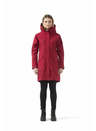 DIDRIKSONS 1913  Didriksons Agnes Womens Coat - Navy