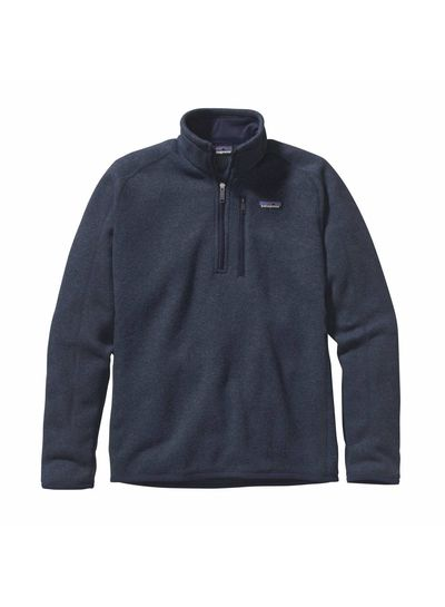 Patagonia  Patagonia Mens Better Sweater Fleece 1/4 Zipp - Classic Navy
