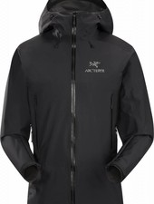 Arcteryx  ARCTERYX M's Beta SL Hybrid Jacket Gore tex - Black