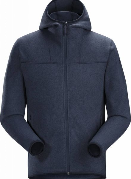 Arcteryx  ARCTERYX M's Covert Hoody Fleece - Nighthawk