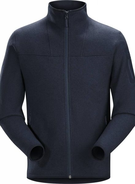 Arcteryx  ARCTERYX M's Covert Cardigan Fleece - Kingfisher