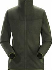 Arcteryx  ARCTERYX W's Covert Cardigan Fleece - Caper