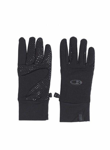 Icebreaker  ICEBREAKER Unisex Sierra Glove - Black