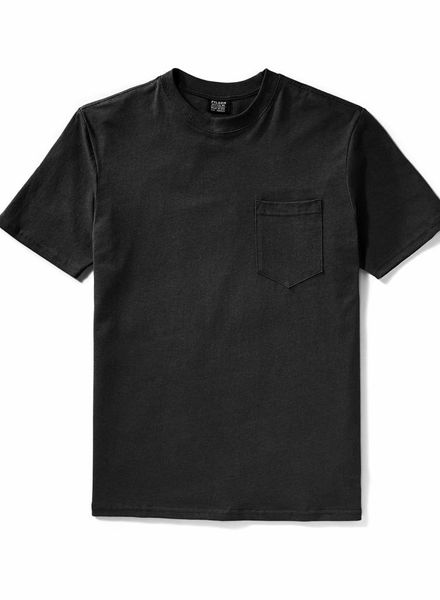 FILSON  FILSON Outfitter Solid Pocket T- Shirt - Black