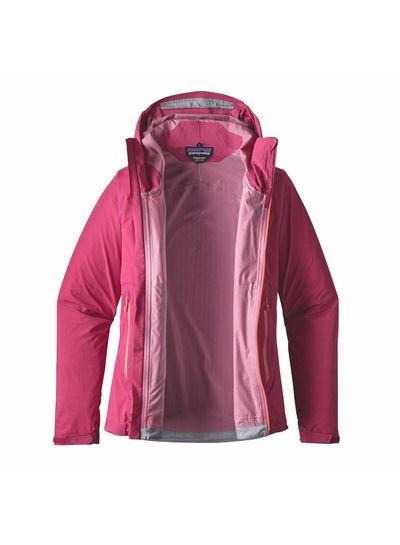 Patagonia  Patagonia Womens Stretch Rainshadow Jacket - Maraschino Red