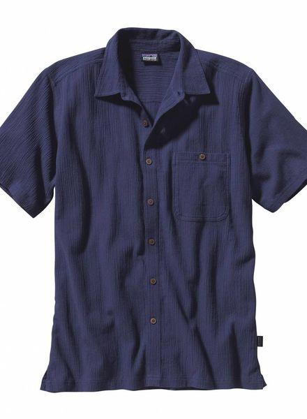 Patagonia  Patagonia Mens A/C Shirt - Classic Navy