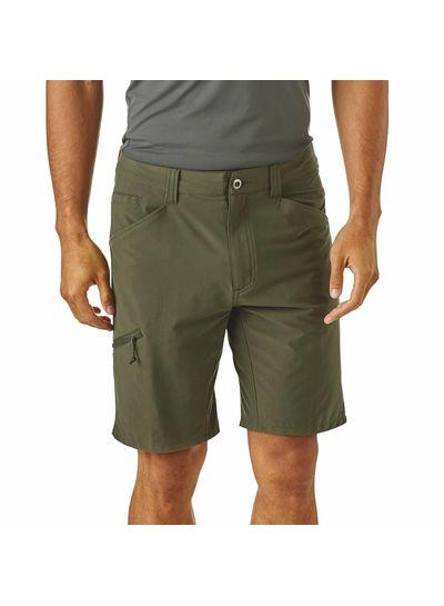 Patagonia  Patagonia Mens Quandary Shorts - Forge Grey