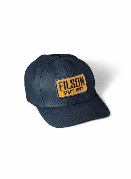 FILSON  Filson Logger Cap - Navy