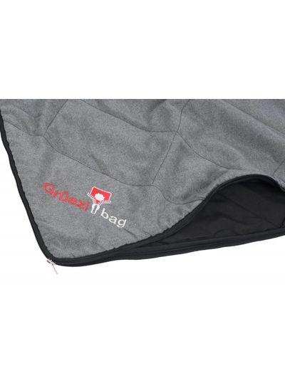 Grüezi Bag Grüezi Bag - Wellhealthblanket Wool - Grey
